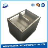 Утюг/алюминий/бондарь/латунь/нержавеющая сталь OEM штемпелюя части для частей рефрижерации