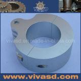 Части кольца CNC алюминиевые с довольно анодируют