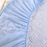 Protezione elastica impermeabile Hypoallergenic del materasso imbottita pianura Premium