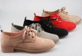 2018 klassische England-Art-grundlegende beiläufige Frauen-Schuhe (OX58)