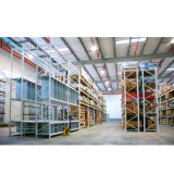 P-Type Beam Medium Duty Warehouse Racking