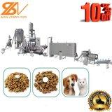 Une grande capacité chien chat Poisson d'aliments pour animaux de compagnie La ligne de production de la machine de l'extrudeuse