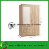 De nouveaux styles Stock armoire pour chambre à coucher meubles en bois