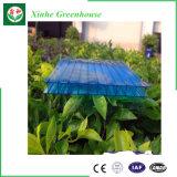 Sistema de efecto invernadero de aluminio policarbonato PC
