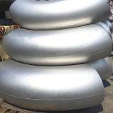 Gomito saldato ANSI degli accessori per tubi dell'acciaio inossidabile Uns32750