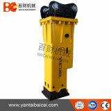 Martillo hidráulico de los cortacircuítos de Soosan Sb81 para el excavador del gato 320