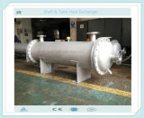 Coperture e scambiatore di calore del tubo per il raffreddamento ad olio dell'acqua e di mare
