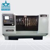 Tour de lit plat CNC avec Max Swing au cours de la diapositive 600mm