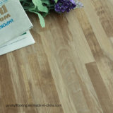 Sécher le plancher rigide arrière de vinyle de PVC pour la pièce intérieure