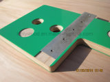 Hotsale F4 Stars la surface de contre-plaqué avec le laser cannelant pour des moulages