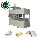 La pulpa de papel automática Hghy moldeo la placa de almuerzo para llevar la máquina de moldeo