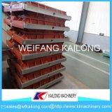 Casella di modellatura della lingottiera della boccetta con la strumentazione della fonderia di alta qualità