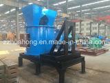 Máquina de trituradora de compuesto de eje vertical Slsg de alto horno de piedra Rock
