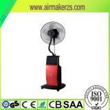 Wasser-Nebel-Standplatz-Ventilator des Fachmann-90W 3.2L mit Fern-SAA/GS