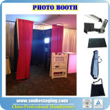 Transmitir y cubrir el quiosco de la cabina de la foto/la cabina estándar de la exposición