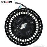 illuminazione industriale 60W del rimontaggio della lampada Halide LED di 250W Matel 60 watt di alto indicatore luminoso della baia del UFO LED