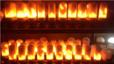 Antigüedades iluminación ambiente simulado linterna LED efecto de llama de fuego