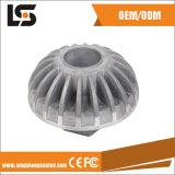 Dibujo profundo de aluminio de precisión de fundición para carcasa de LED