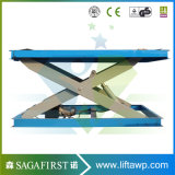 2ton 1m Stationary Hydraulic Table Lifter