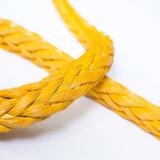 De Dubbele Kern van de Vlecht UHMWPE en Kabel de met hoge weerstand van het Anker van de Schede van de Polyester