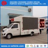 LED ScreenとのFoton P8 P10 Small Mobile Advertizing Truck