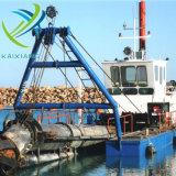 20熱い販売のためのInch/3500m3 /Working容量1500cbm/Hのカッターヘッドの吸引の浚渫船