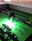 Máquina de gravura da estaca do laser da alta velocidade 9060 para o couro de madeira da tela