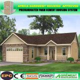 2 camere da letto hanno prefabbricato la casa prefabbricata poco costosa delle Camere modulari d'acciaio mobili