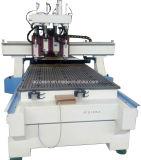 ذاتيّة آليّة تغيّر أداة 1325 [كنك] ينحت مسحاج تخديد آلة مع عملية هوائيّة متعدّد لأنّ نجارة