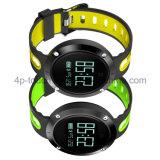Smart étanche Bracelet avec la fréquence cardiaque et Moniteur de pression sanguine Dm58