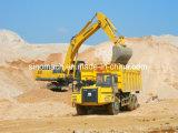 Strumentazioni di ingegneria del macchinario di costruzione M3 di Sinomach Zg3365LC-9c 1.5 un escavatore idraulico dei 34 di tonnellata escavatori del cingolo