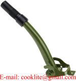 UNO genehmigter Metallkraftstoff Jerry des olivgrünen Grün-10L kann vertikaler Gas-Kanister-Träger