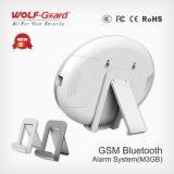 Sistema de alarme Home da G/M, sustentação APP do alarme da casa da segurança & operação Android