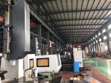 Herramienta de la fresadora de la perforación del CNC y pórtico Gmc2013/máquina del centro de mecanización de Plano para el proceso del metal