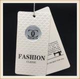 Marque de vêtements de mode Étiquettes en papier