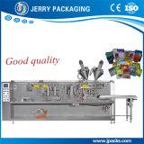 De horizontale Automatische Verpakkende Machine van het Pakket van de Verpakking van de Zak van het Sachet van de Zak van het Voedsel
