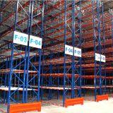 ISO aprovado em aço resistente sistema de racks de armazenamento