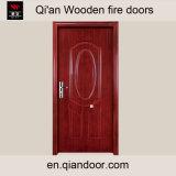 Дверка топки комнаты виллы деревянная