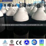 Cilindro de oxígeno médico de acero del precio de fábrica 40L/47L/50L con la válvula Qf-2