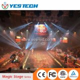 Isreal Highschool Festigal P5.9 farbenreiche LED Dance Floor