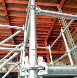Échafaudage galvanisé de Ringlock pour la construction
