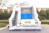 Jeux interactifs de cavalier gonflable extérieur de falaise pour des enfants
