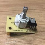 Régulateurs d'éclairage 5 commutateurs rotatifs de sélecteur de vitesse