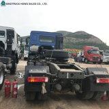 Prezzo capo del camion del trattore di Sinotruk HOWO di vendita di prezzi bassi del trattore nel Pakistan