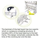 HK-N206 2機能手動病院用ベッド(医学のベッド、医療機器)