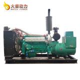 Generatore diesel di uso 150kw del supermercato con il motore diesel di Weichai Deutz