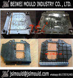 Parte da tampa do motor do automóvel de injeção de molde