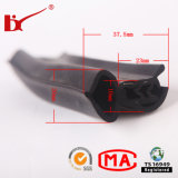 L'EPDM noir haute Performence joints en caoutchouc de la fenêtre de voiture