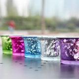 Mini Titulares da luz de chá de vidro