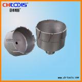 Tctの環状のカッターの磁気コアのドリル